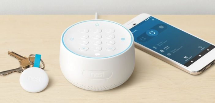 Nest Secure Hub security gadget