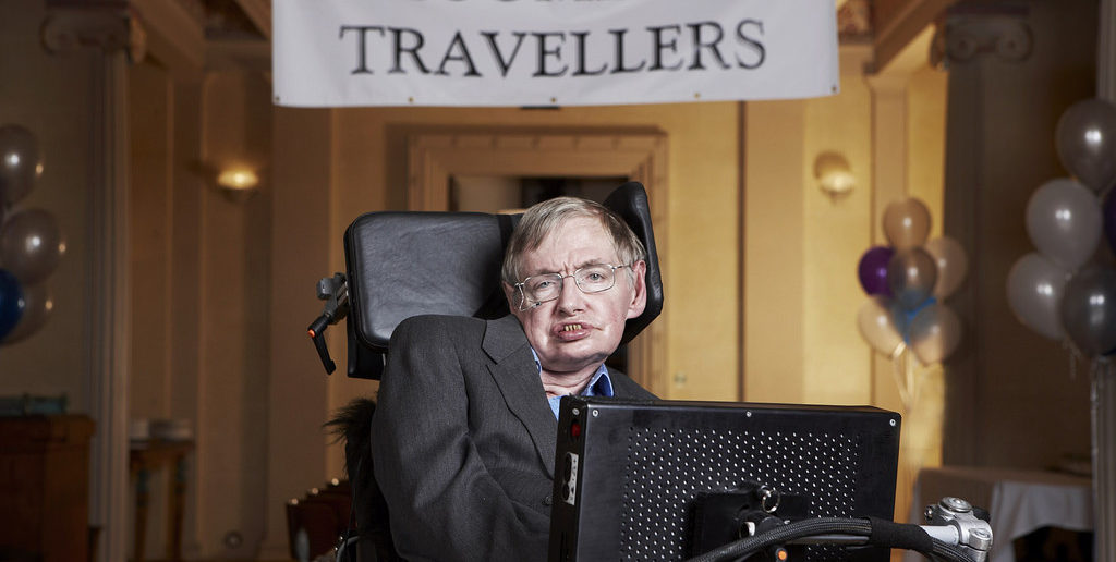 Stephen Hawking Space-Time theories