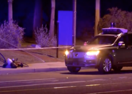Uber Self-driving car crash Video from Tempe Police is here