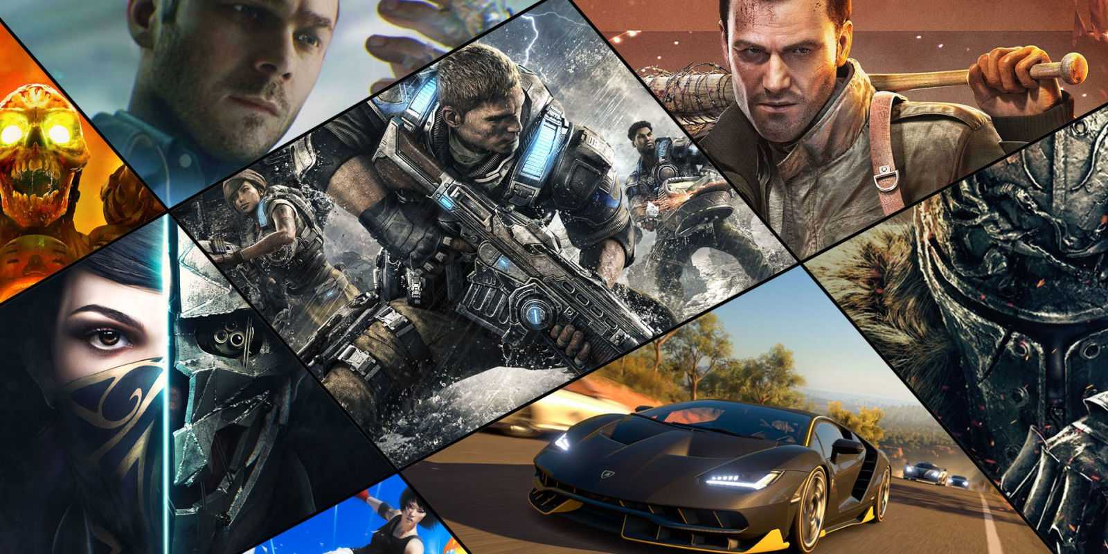 Top Most Rated Games of year 2017/2018