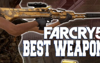 Far Cry 5 Best weapons