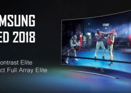 Samsung new technology QLED TV – 2018