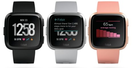 Fitbit Versa Review! Can it compete with an Apple watch?