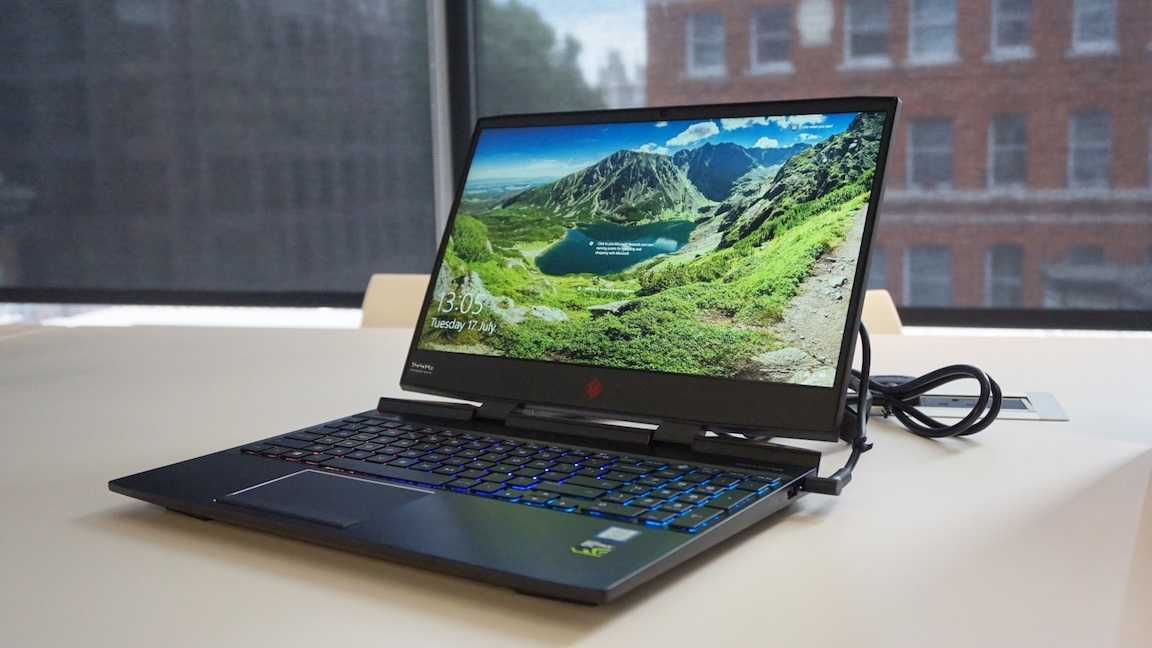 HP Omen 15 2018 Review
