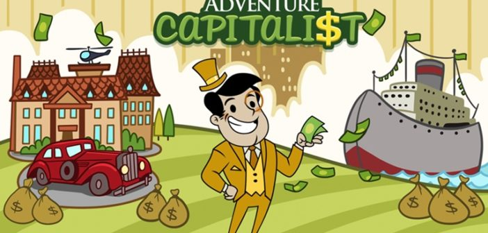 Best Android Games AdVenture Capitalist