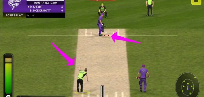 Best Android Games Big Bash Cricket