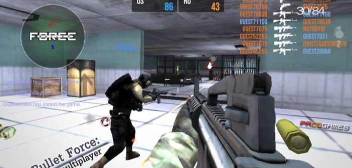 Best Android Games Bullet Force