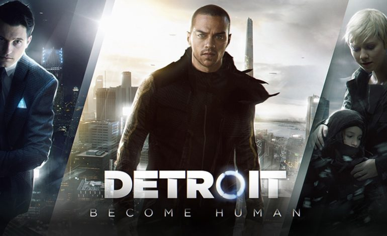 Best PS4 Games Detroit Become Human