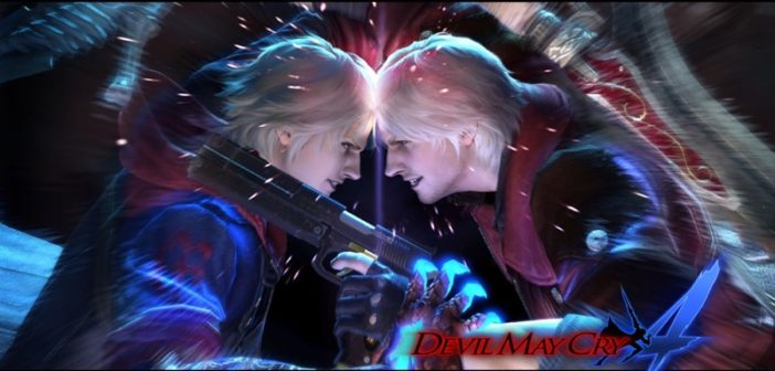 Best Games Devil May Cry 4