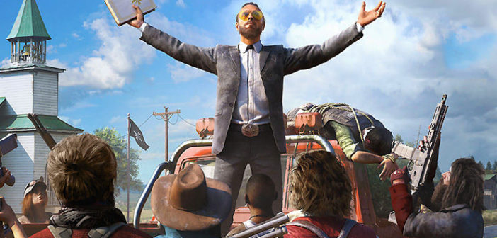 Best PS4 Games Far Cry 5