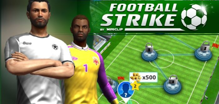 Best Android Games Football Strike (Multiplayer)