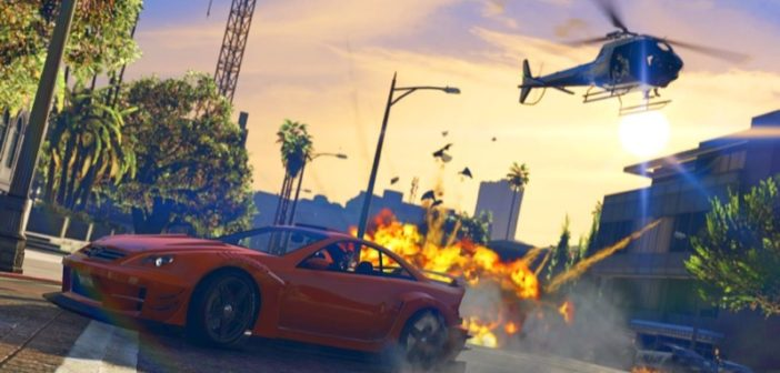 Best Games Grand Theft Auto V