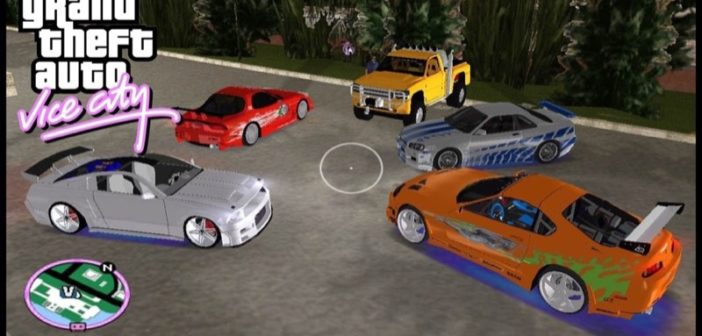 Best Games Grand Theft Auto- Vice City