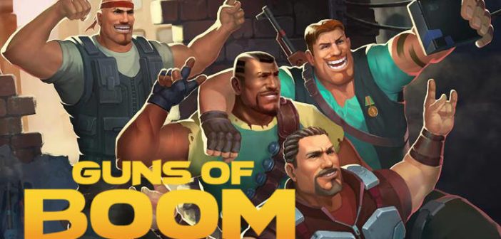 Best Android Games Guns of Boom