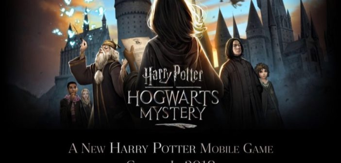 Best Android Games Harry Potter- Hogwarts Mystery