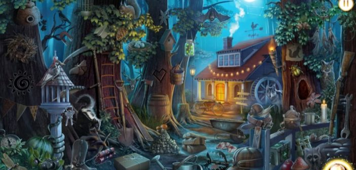 Best Android Games June's Journey- Hidden Objects