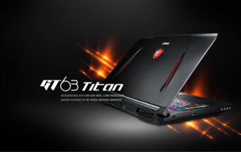 MSI GS63 Titan 8RG Review