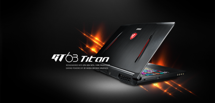 MSI GT63 Titan 8RG Review