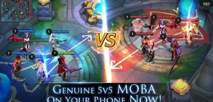 Best Android Games Mobile Legends- Bang Bang