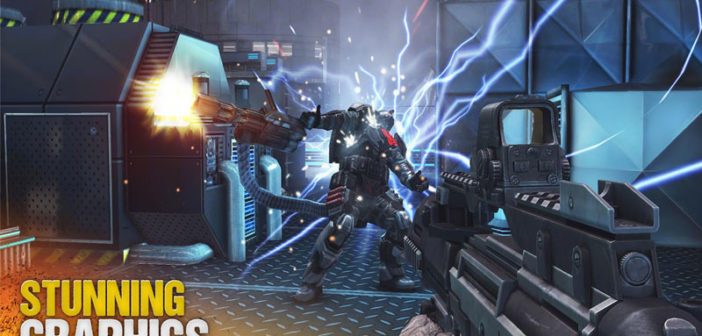Best Android Games Modern Combat 5