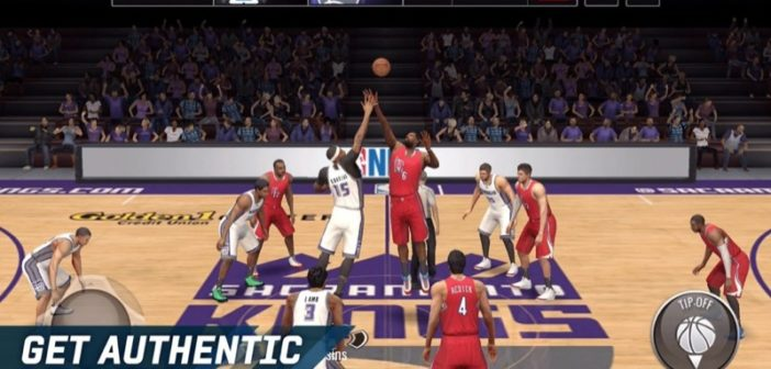 Best Android Games NBA Live Mobile Basketball