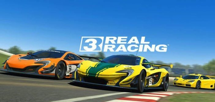 Best Android Games Real Racing 3