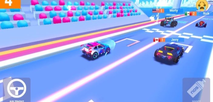 Best Android Games SUP-Multiplayer-Racing-android-game