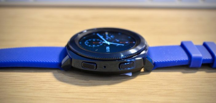 Best smartwatch Samsung Gear Sport