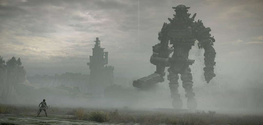 Best Games Shadow of the Colossus