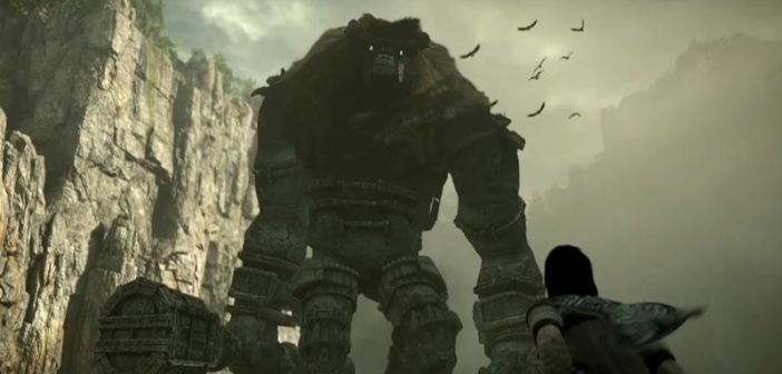 Best PS4 Games Shadow of the Colossus