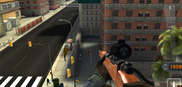 Best Android Games Sniper 3D- FPS Multiplayer