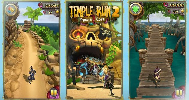 Best Android Games Temple run 2