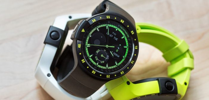 Best smartwatch Ticwatch S