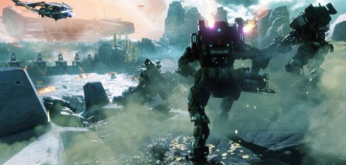 Best PS4 Games Titanfall 2