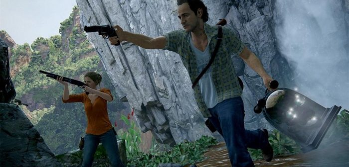 Best PS4 Games Uncharted 4 A Thief's End