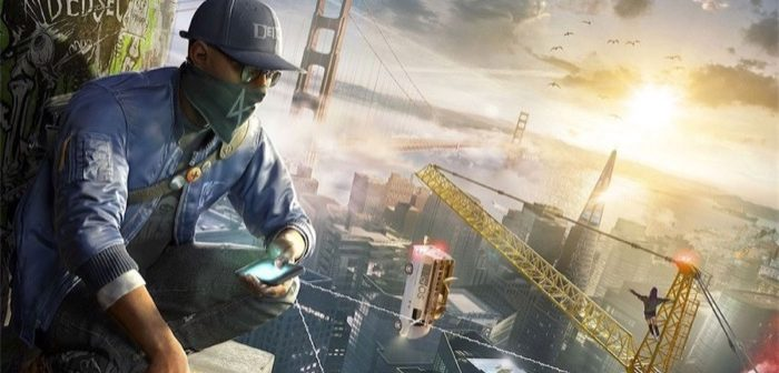 Best PS4 Games Watch Dogs 2