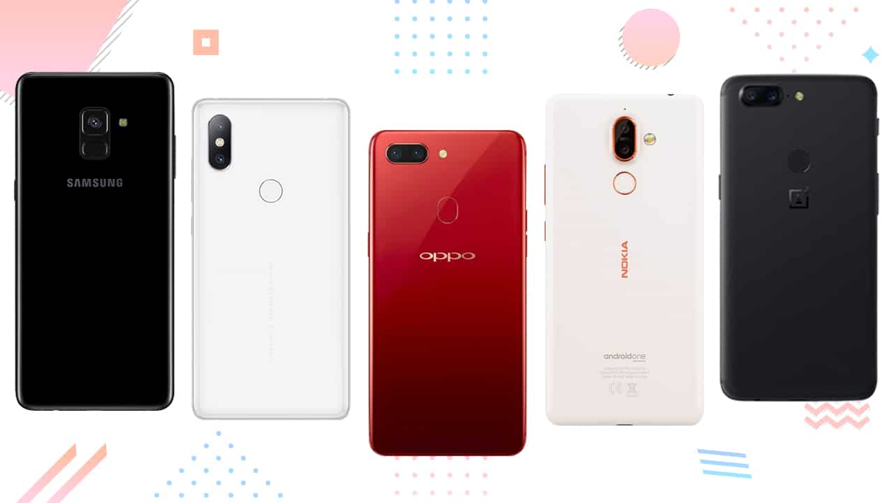 Best Android phone under 100 dollars