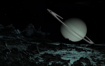 can humans live on saturn